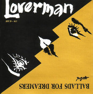 Ballads For Dreamers By Loverman On Audio CD Album - DD614646