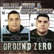 Ground Zero By Blue Chip & Specialist On Audio CD Album 2008 - DD615456