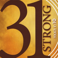 31 Strong By Ready In 10 On Audio CD Album 2010 - DD616645