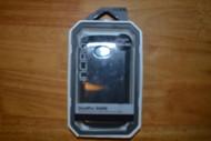 Incipio NK-146 Dual Pro Shine Case For Nokia Lumia 822 - 1 Pack Silver - DD617479