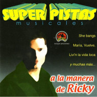 Pistas: Ricky By Grupo Musical De Exitos On Audio CD Album - DD618984