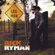Leg Man By Rick Ryman On Audio CD Album 2008 - DD619592
