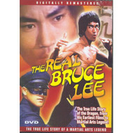 The Real Bruce Lee Slim Case On DVD - DD621214