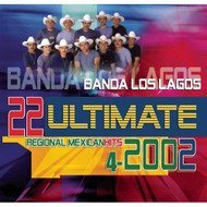 22 Ultimate Hits Series By Banda Lagos On Audio CD Album 2002 - DD622004
