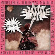 Tension War By Moving Units On Audio CD Album 2012 - DD622464
