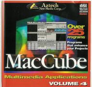 Maccube Multimedia Applications Volume 4 Software - DD622620