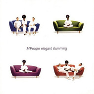 Elegant Slumming By M People On Audio CD Album 1994 - DD624005
