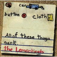 Car Button Cloth By Lemonheads On Audio CD Album 1996 - DD625135