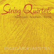 String Quartets By Beethoven Nordheim Bartok On Audio CD Album 2010 - DD625138
