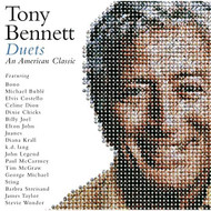 Duets: An American Classic By Tony Bennett On Audio CD Album 2006 - DD625155