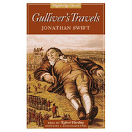 Gulliver's Travels Highbridge Classics By Swift Jonathan Hardy Robert - DD625568