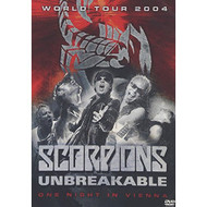 Unbreakable World Tour 2004 One Night In On DVD - DD625680