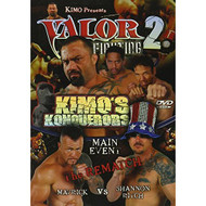 Valor Fighting Vol 2: Kimo's Konquerors On DVD - DD625799