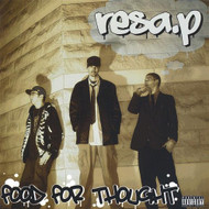 Food For Thought By Resa-P On Audio CD Album 2008 - DD625976