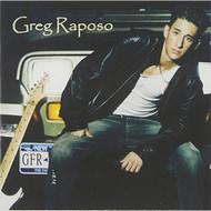 Greg Raposo By Greg Raposo On Audio CD Album 2003 - DD626386