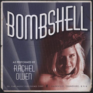 Bombshell By Rachel Owen On Audio CD Album 2006 - DD626907