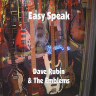 Easy Speak Album By Dave Rubin & The Emblems On Audio CD - DD626921