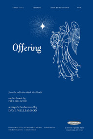 Offering By Baloche Paul Composer Williamson Dave Contributor On Audio - DD627405