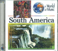 South America By World Of Music Performer On Audio CD Album 2000 - DD633089