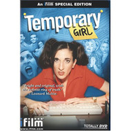 Temporary GIRL/CUBISM/8 1/2 X 11 On DVD With Lisa Kotin - DD637093
