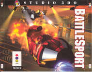 Battle Sport For 3DO Vintage With Manual and Case - DD637604