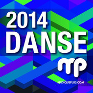 Danseplus 2014 On Audio CD Album 2013 - DD640223