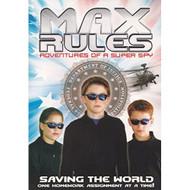 Max Rules On DVD With William B Davis - DD641515