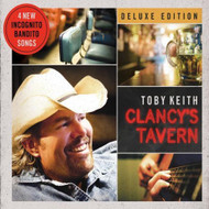 Clancy's Tavern By Toby Keith On Audio CD Album - DD642357
