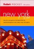 Fodor's Pocket New York City Book - E004698