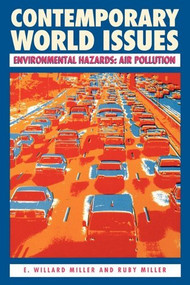 Environmental Hazards: Air Pollution A Reference Handbook  - E015997