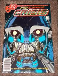 Crisis On Infinite Earths #6 Comic Book - E016822