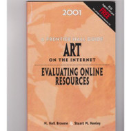 Art On The Internet 2000 by Stull Book - E025365