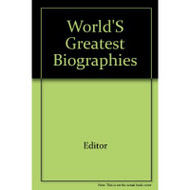 World's Greatest Biographies Book Hardcover by Readers Digest Book - E116367
