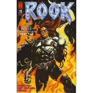 Rook 4 Rook Action Comic Book - E212320