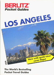 Los Angeles Pocket Guide Paperback by Donna Dailey Book - E32485
