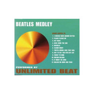 Beatles Medley Unlimited Beat Album Import 1998 By Unlimited Beat On - E452891