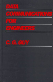 Data Communications For Engineers - E45775