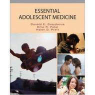 Essential Adolescent Medicine Paperback by Donald E Greydanus And - E460497