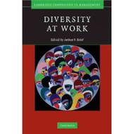 Diversity At Work (Cambridge Companions To Management) - E460507