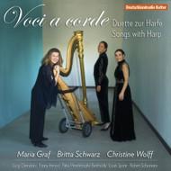 Songs With Harp By Cherubini; Hensel; Mendelssohn; Spohr; Schumann - E480005