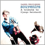 Souvenirs By Weltlinger Daniel Album Jazz 2012 On Audio CD - E480241