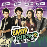 Camp Rock 2: Le Face By Various Artists Album Import 2010 On Audio CD - E480822