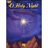 O Holy Night: A Christmas Collection For Flute Piano Partitions Pour - E483570