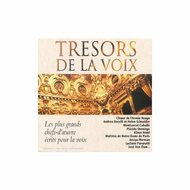 Tresors De La Voix By Tresors De La Voix On Audio CD - E498017