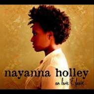 On Love Fear By Holley Nayanna Reggae Ska & Dub Album 2011 On Audio CD - E498038