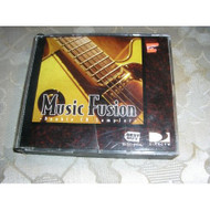Music Choice Music Fusion Double CD Sampler Album World Music On Audio - E498201