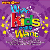 Df What Kids Really Want CD By The Hit Crew On Audio CD Children - E503799
