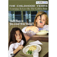 The Childhood Years: Learning To Live By The Golden Rule DVD Drama - E504232