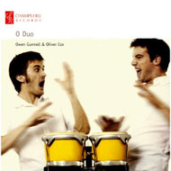 O Duo By Owen Gunnell & Oliver Cox On Audio CD Classical - E504927