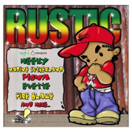 Rustic By Various Artists [Performer] On Audio CD Reggae  Ska & Dub - E505313